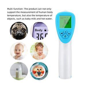 Thermomètre Médical Oral Rectal Lecture Rapide Adulte Enfant Pas Cher Express