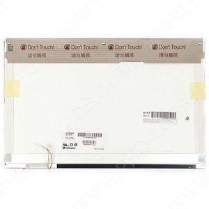 DALLE D'ÉCRAN Dalle écran LCD type Toshiba PSAKCE-00J00EFR 15.4