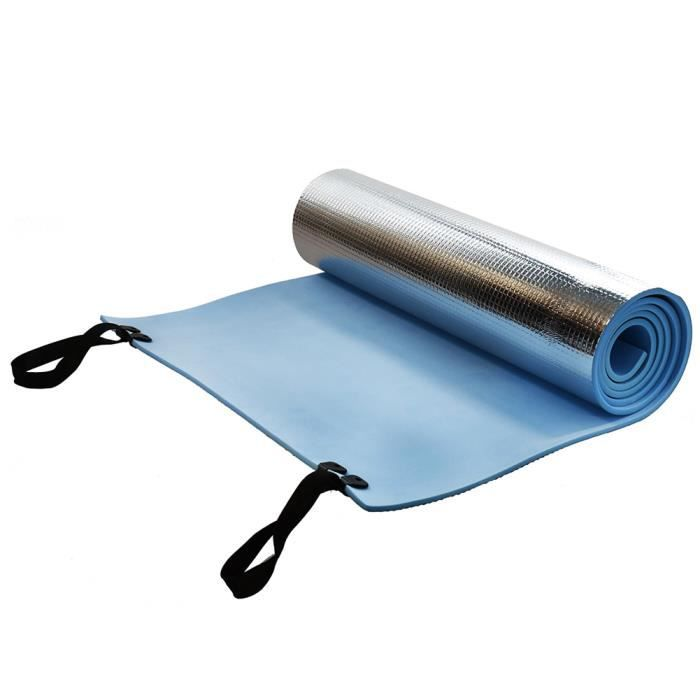 SKY Tapis de Yoga Camping rouleau tapis doux Yoga tapis Festival tente de couchage léger EVA mousse matelas Sport accessoires