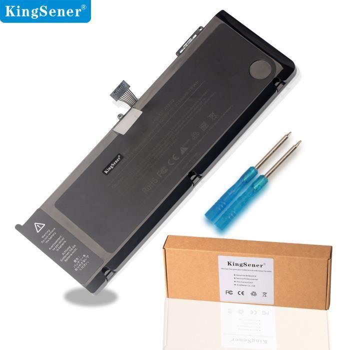 Kingsener A1382 Batterie de remplacement pour Apple Macbook Pro 15