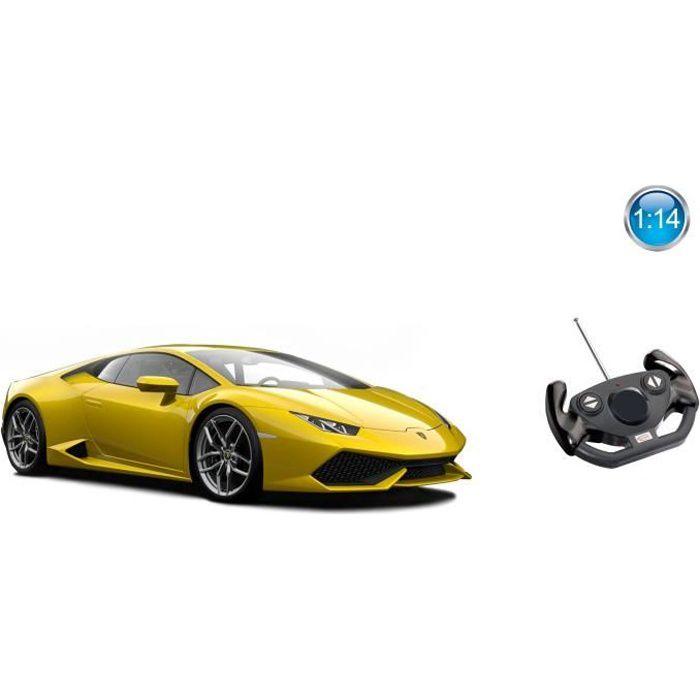 Mondo Motors Voiture télécommandée Lamborghini Huracan 1:14