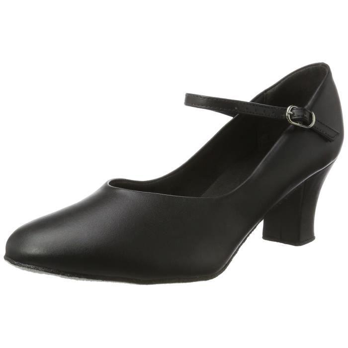 Chausson De Danse TZQBI ch792 chaussures de danse de salon pour femmes Taille-39