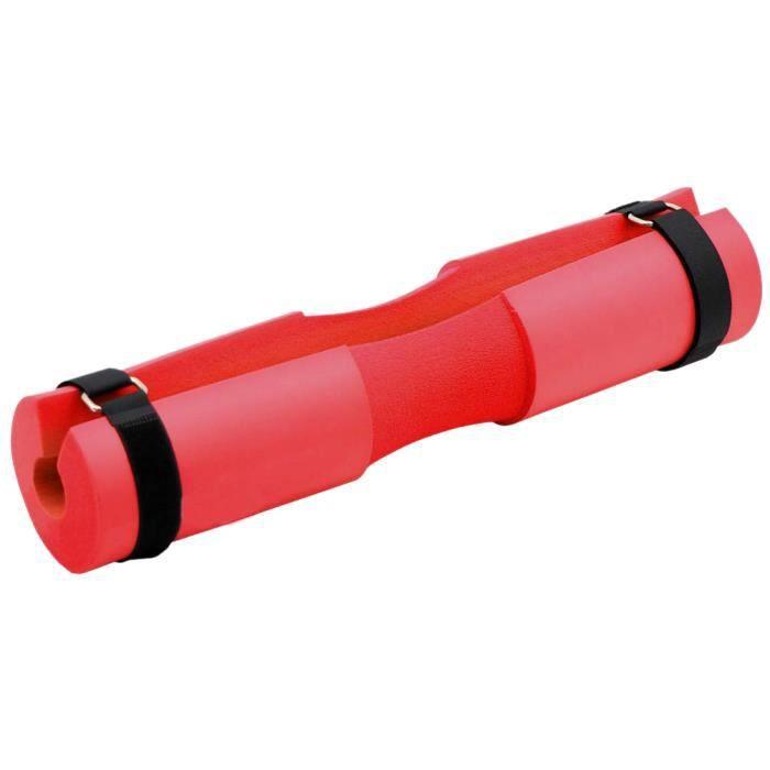 Fitness Haltère Tampon de Coussin de Cou Mousse de Haltère Couvercle de Coussin Tampon Squat Haltère Épaule Squat Gym Musculation