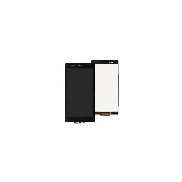 SONY Xperia Z Ultra XL39H Ecran LCD + Vitre Tactile - Noir - Générique