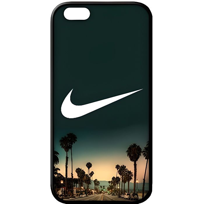 coque iphone 7 nike palmier miami logo