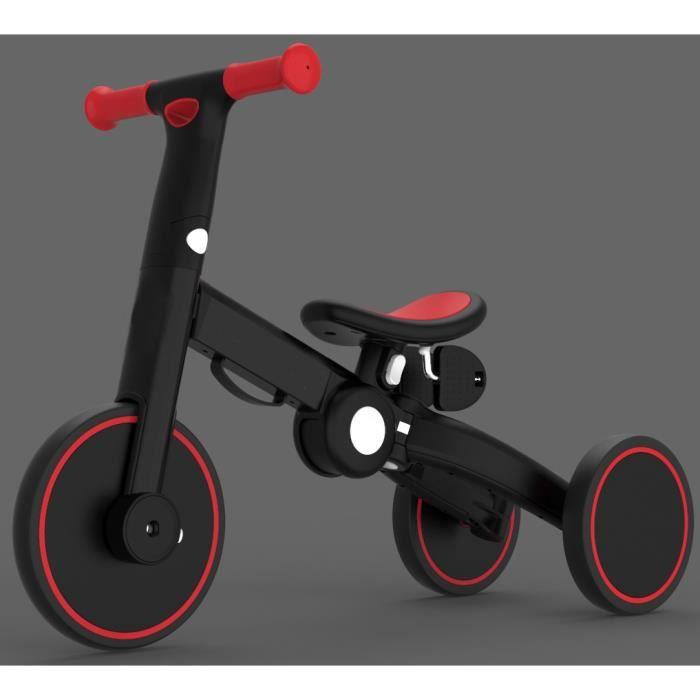 Draisienne velo tricycle 3 en 1 pédalier amovible