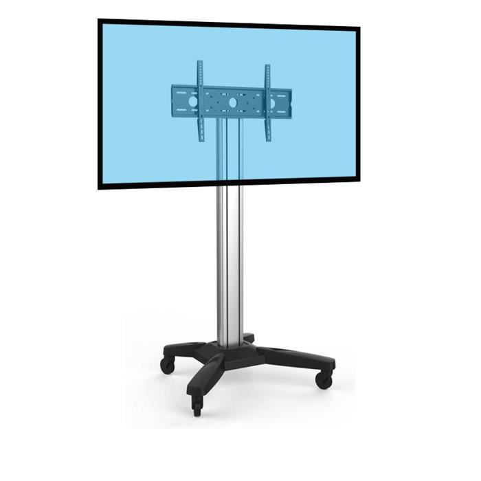 """FIXATION - SUPPORT TV Support colonne mobile PLASMA LCD 37""""-70"""""""
