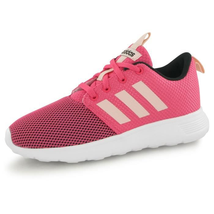 BASKET Adidas Neo Swifty rose, baskets mode enfant