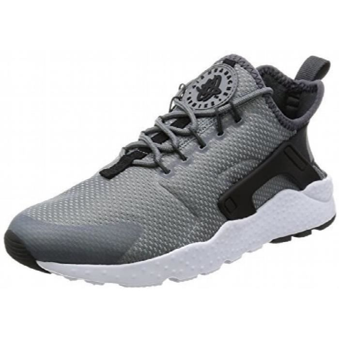 the cheapest big discount exclusive range Nike air huarache pour femme ultra blanc - noir 819151-102 USKBM Taille-41