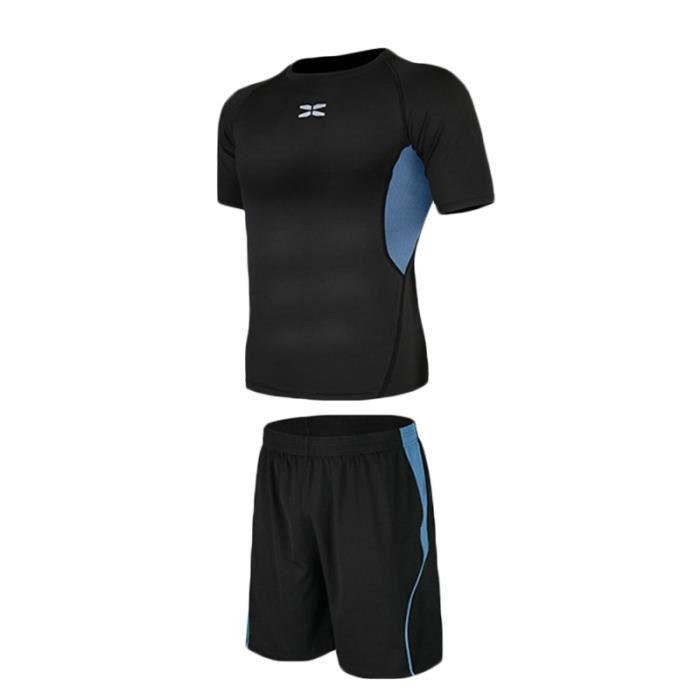 ensemble short et tee shirt fitness adidas homme