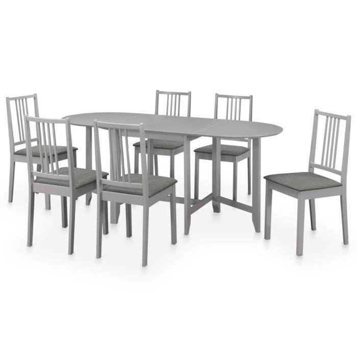 Ensemble Table Extensible Et Chaise Salle A Manger Achat Vente