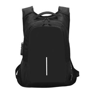 SAC À DOS 2019 USB de charge Business Backpack Password Lock