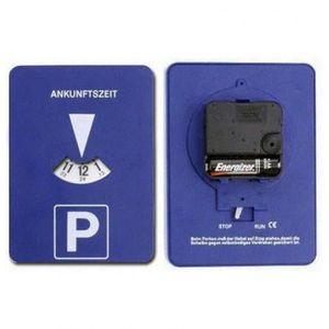 ADHÉSIF SIGNALISATION Disque de stationnement à horloge automatique