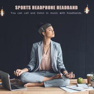 CASQUE - ÉCOUTEURS Bandeau Musique Bluetooth Ecouteurs MP3 sans Fil p