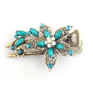 Neuf Bling Designer Look U Clair//Bleu//Turquoise Cristal Diadème Noir sur offre