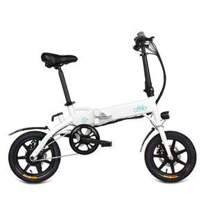 KIT VÉLO ÉLECTRIQUE FIIDO D1 Vélo Electrique Pliable - Batterie 10,4Ah
