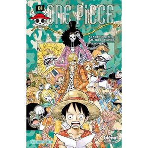 MANGA One Piece Tome 81