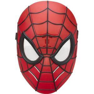 MASQUE - DÉCOR VISAGE Spider-Man - Masque électronique de Spiderman