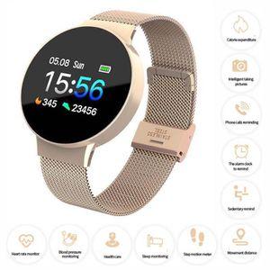 MONTRE Montre Connectée GPS Fitness Tracker d'Activité Te