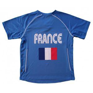 K/&P Sports Maillot Olivier Giroud Equipe de France Domicile Bleu 2020//22 pour Homme et Enfant