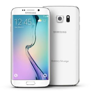 SMARTPHONE SAMSUNG Galaxy S6 Blanc Edge G925V/P 32GB 16MP 5.1