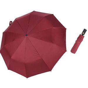 PARAPLUIE Parapluie Anti-UV Double Couche Coupe-Vent Paraplu