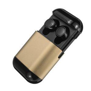 CASQUE AVEC MICROPHONE TEMPSA Écouteurs bluetooth 5.0 TWS Stéréo Sports O