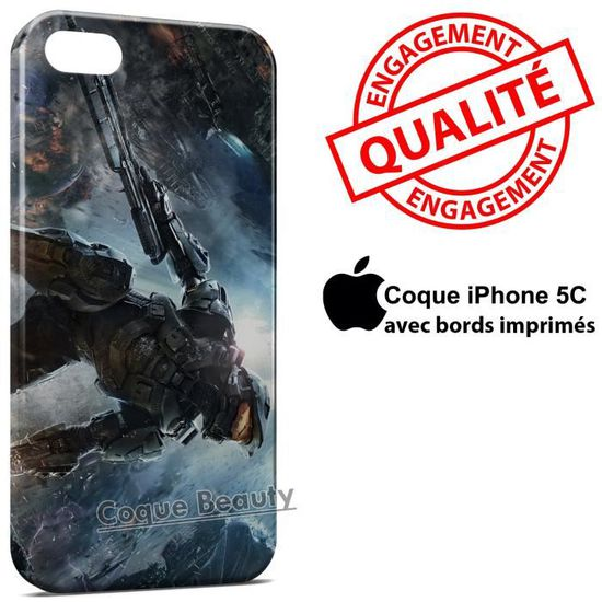 coque iphone 8 halo