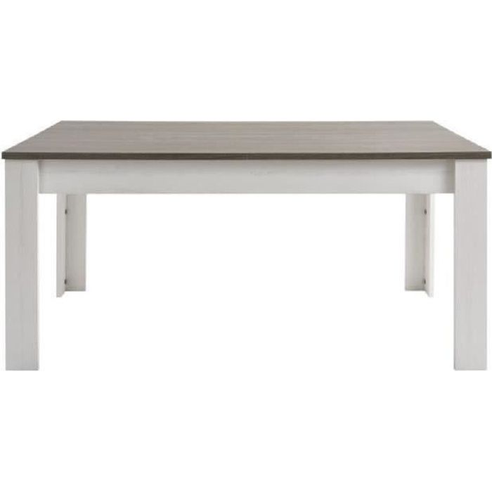 Marquis table manger 8 10 personnes style contemporain for Table extensible 6 a 8 personnes blooma