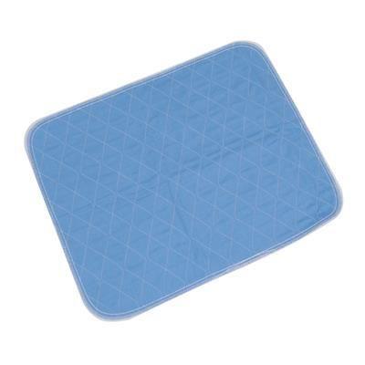 Coussin Alèse Lavable pour Chaise ou Lit (Couleur Bleu)