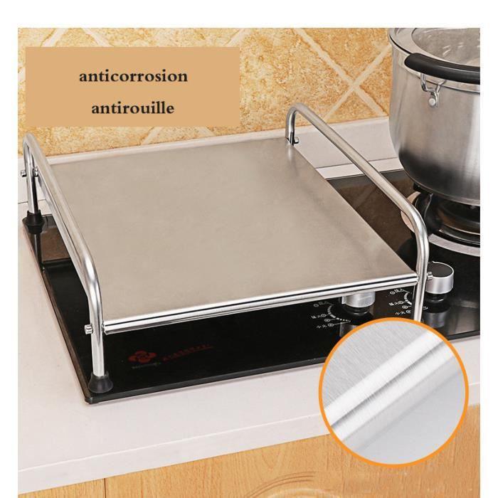 Couvre plaque de cuisson Protège-plaque universel muliti-fonction 40*34cm