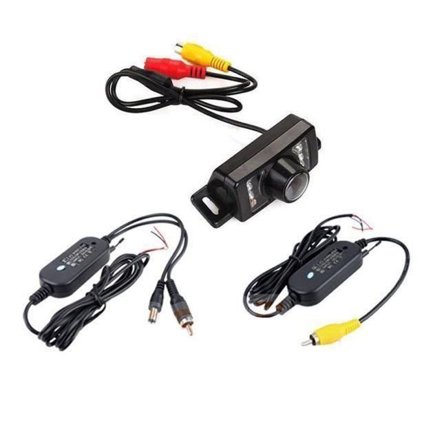 Caméra de recul de vision arrière de caméra sans fil Caméra de recul de vision nocturne pour stationnement de voiture La76604