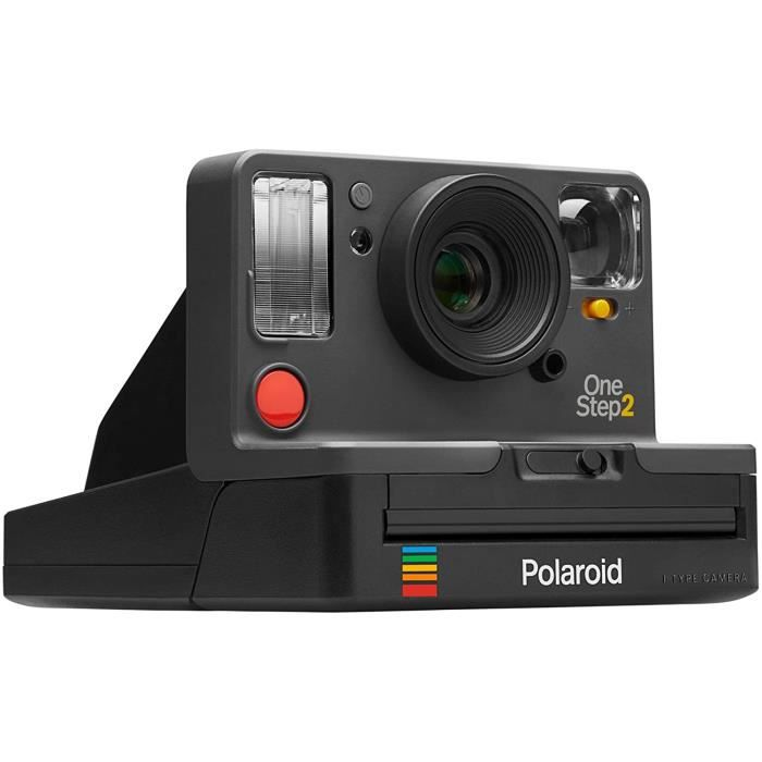 Polaroid Originals - 9009 - Nouveau One Step 2 ViewFinder - Appareil Photo Instantané - Noir