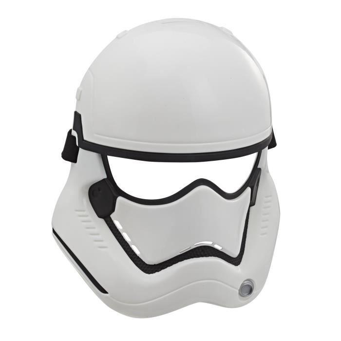 Star Wars L'ascension de Skywalker - Masque Stormtrooper - Accessoire de déguisement