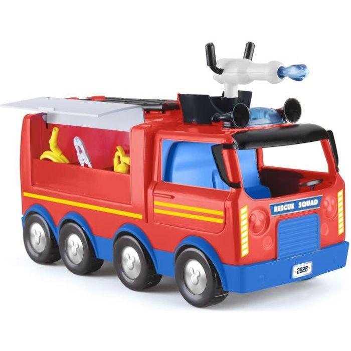 DISNEY MICKEY Camion Super Rescue
