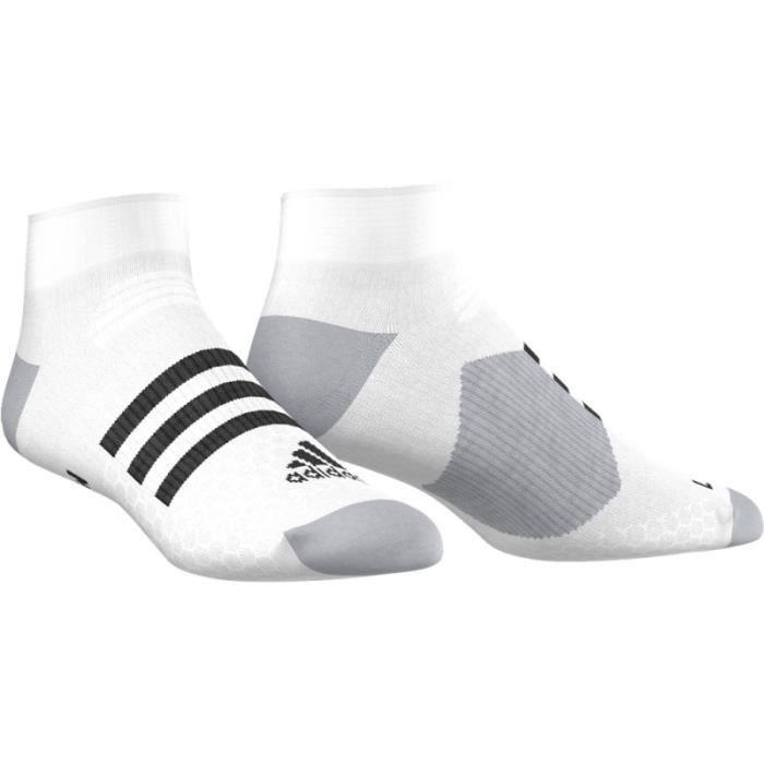 Chaussettes ADIDAS Semi-Court Ten ID Ankle Blanche