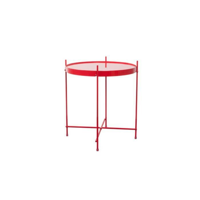 table basse ronde capri rouge achat vente table a manger seule table basse ronde capri rouge. Black Bedroom Furniture Sets. Home Design Ideas