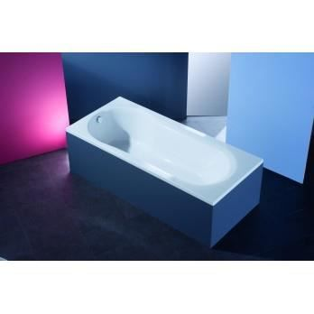 baignoire rectangulaire bain douche 170 x 80 cm achat. Black Bedroom Furniture Sets. Home Design Ideas