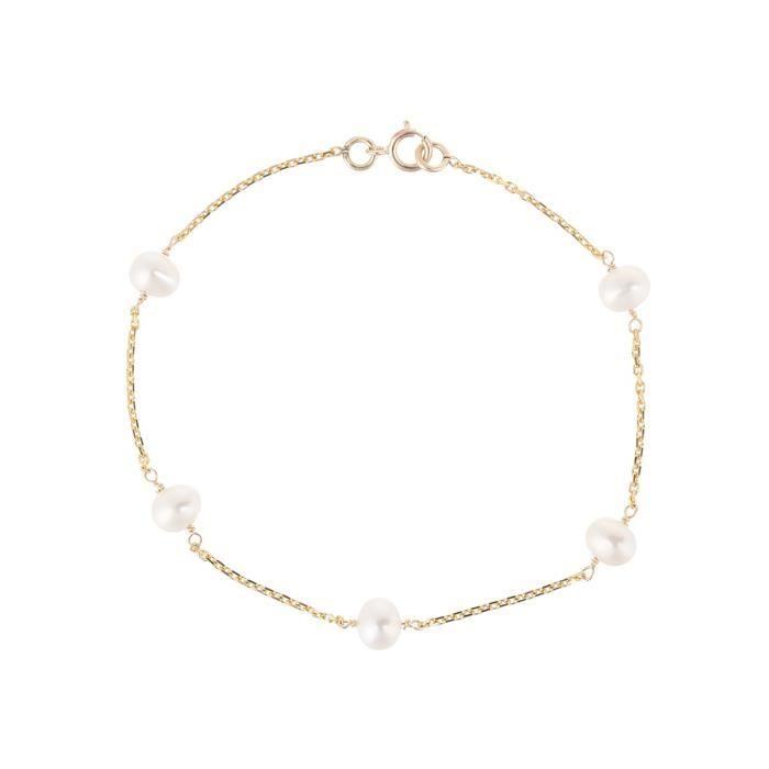 bracelet femme avec perle