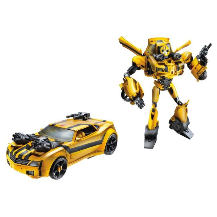 transformers weaponizer bumblebee achat vente figurine personnage soldes d t cdiscount. Black Bedroom Furniture Sets. Home Design Ideas