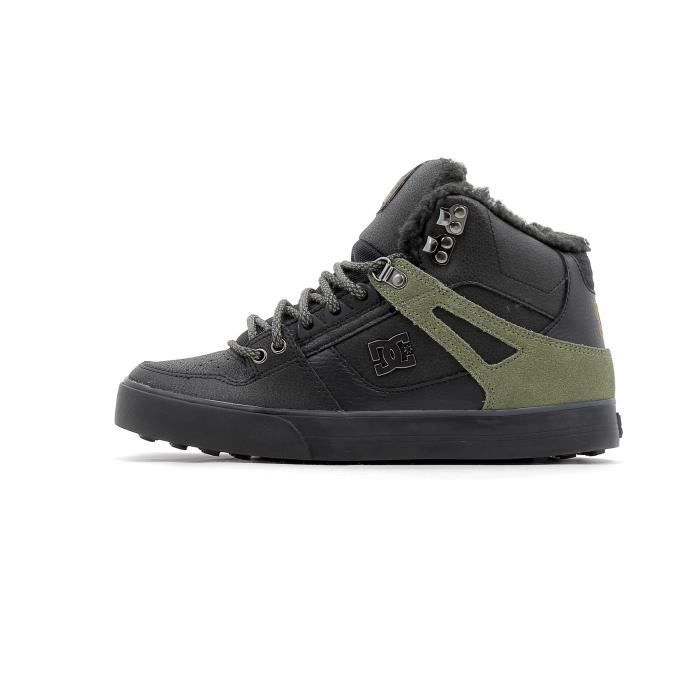 f94a4419717 BASKET Baskets montantes DC shoes Spartan High WC WNT. Chaussures DC SHOES  homme ...