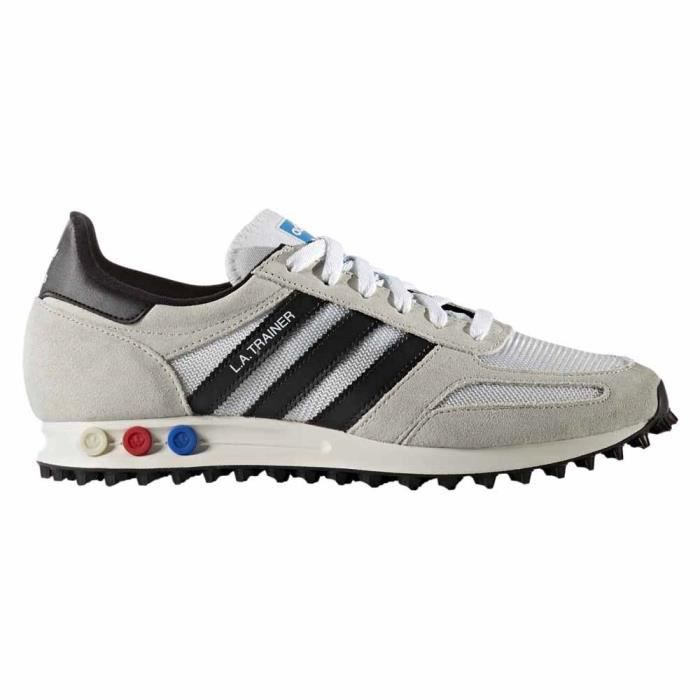 74fa378926a Chaussures homme Baskets Adidas Originals La Trainer Og Multicolor ...