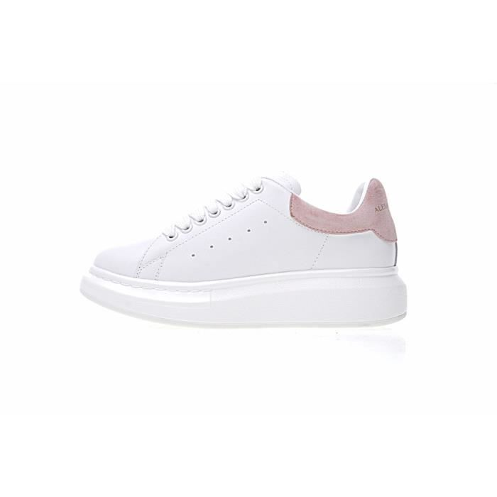 Baskets Alexander McQueen sole sneakers Chaussures de mode Blanc ... b2bb0c1fffc