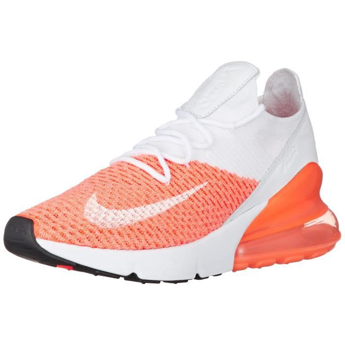 buying now great look outlet store sale Nike air max 270 flyknit femme F4XQH Taille-37