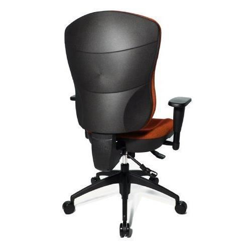 topstar 8060kbc4 chaise de bureau wellpoint 30 achat vente chaise de bureau orange cdiscount. Black Bedroom Furniture Sets. Home Design Ideas