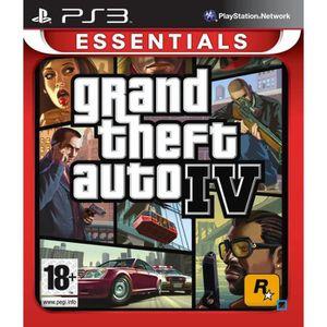 JEU PS3 GTA IV Complete Essentials Jeu PS3