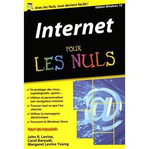 LIVRE INTERNET Internet pour les nuls