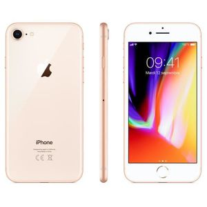 SMARTPHONE APPLE iPhone 8 64Go Or