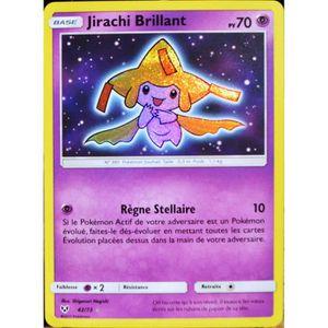 CARTE A COLLECTIONNER carte Pokémon 42-73 Jirachi Brillant SL3.5 Légende