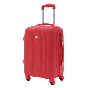 VALISE - BAGAGE Valise Taille Cabine 55cm -Alistair